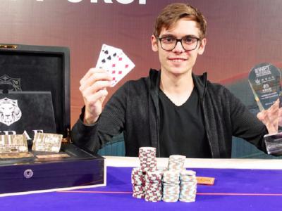 Федор Хольц стал участником Team Pro Party Poker